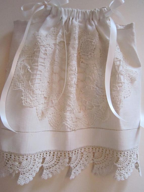 Baby Dress, Heirloom Pillowcase