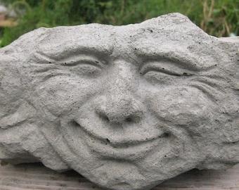 Concrete ROCKY Statue