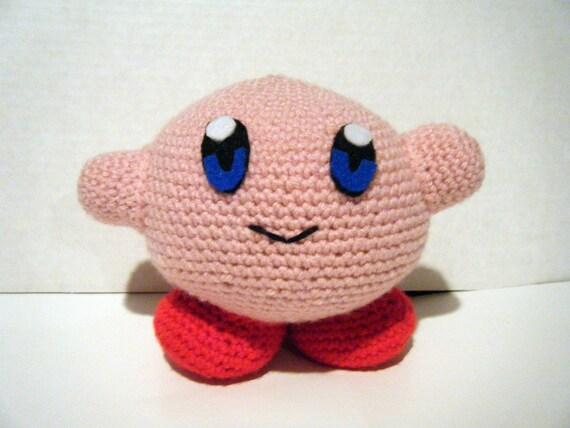 Amigurumi Kirby