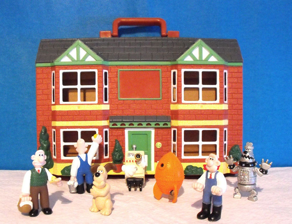 Wallace And Gromit Toys : Wallace and gromit playhouse collection on hold for by