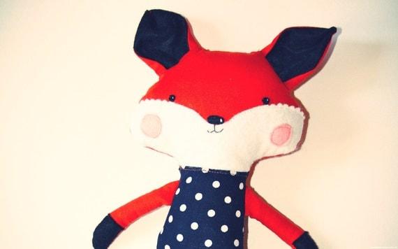 Maura the Fox - Softie Stuffed Toy