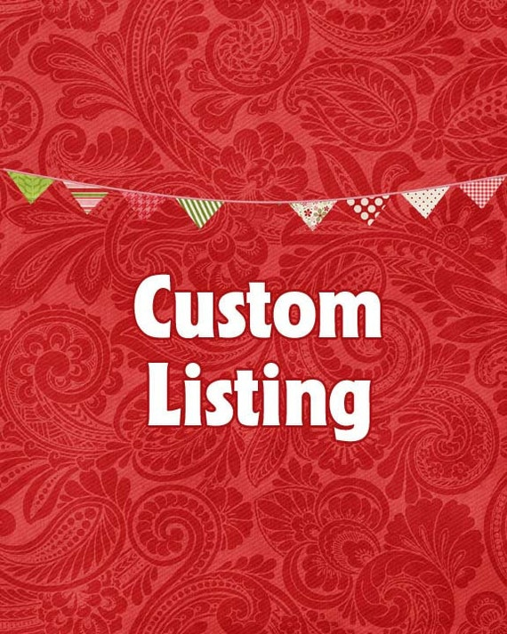 Custom listing for TheSimplePoppy - 8x10 Gifts Under 25