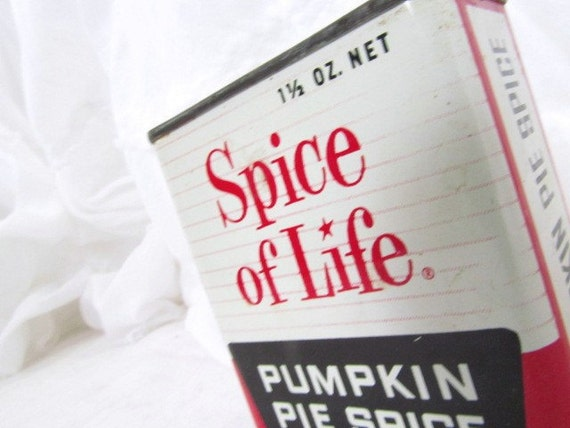 FUN Spice of Life Vintage Canister