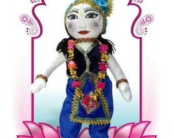 Medium Balarama Doll