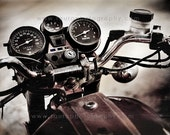Vintage Motorcycle No. 2