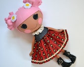 Monkey Bars Dress for Full Size  Lalaloopsy Doll