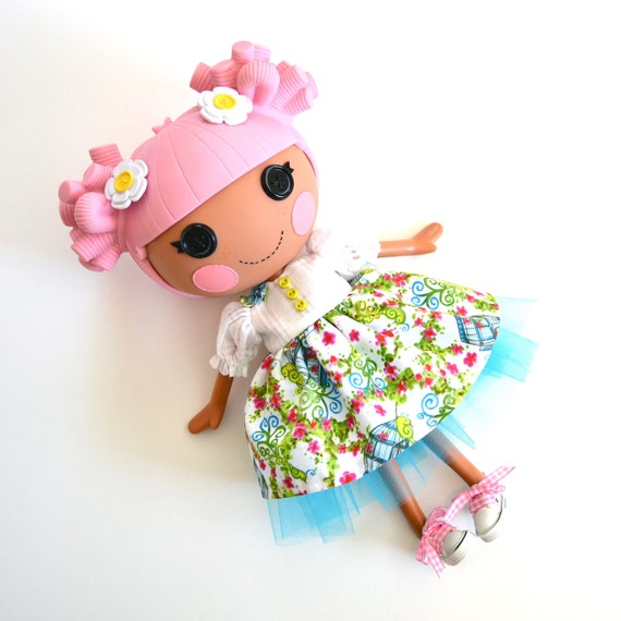 Aviary Dress for Lalaloopsy Doll