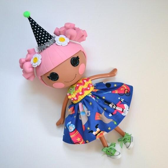 Lalaloopsy - Big Top Circus Dress for Lala Loopsy Doll