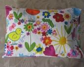 Custom listing for Lisa- Toddler or Travel Size Pillowcase