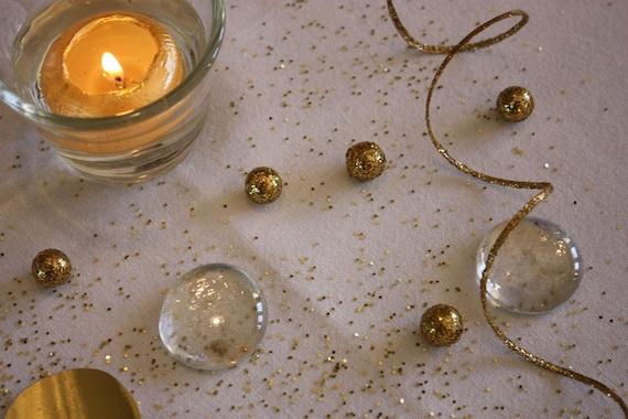 Table setting kit - Golden dinner