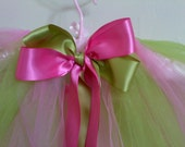Pink and Green Tutu