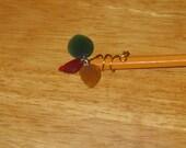 Rasta Leafy  Dreadlocks Jewelry