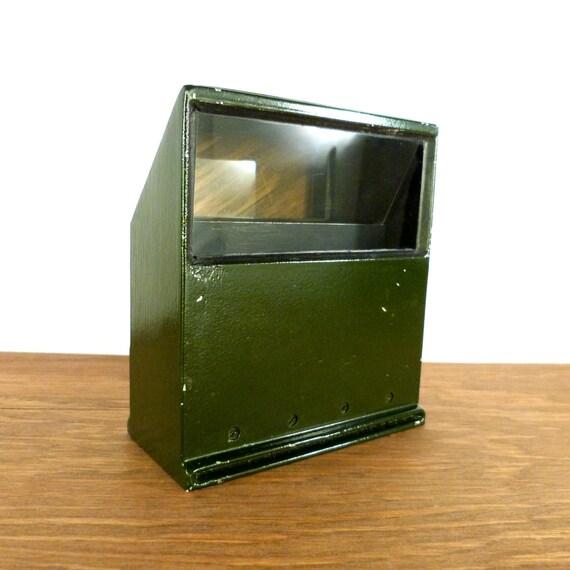 Vintage Military Tank Periscope