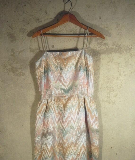 RESERVED FOR TOYA Vintage dress Rizkallah