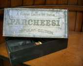 Vintage Parcheesi Game - Royal Game of India
