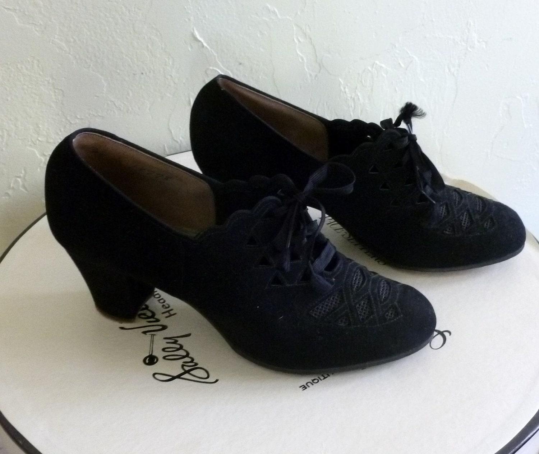 Excellent 1940s Womens Shoes  The Online Baltimore Shoeseum  Page 3