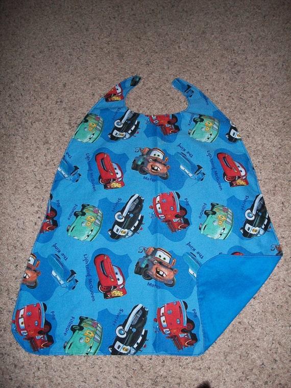 Superhero Cape - Disney Cars / Blue