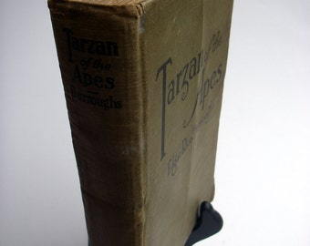 Antique Tarzan of the Apes book by Edgar Rice Burroughs