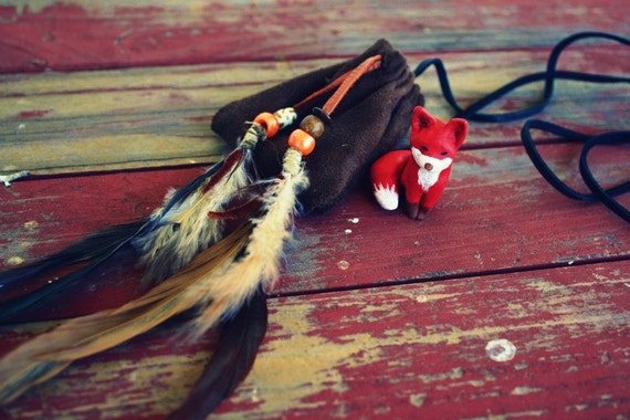 Fox pocket Spirit and Madicine bag