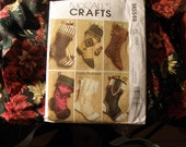 McCall's Crafts Pattern Christmas Stockings