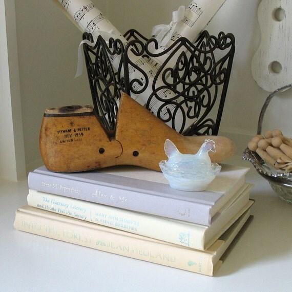 Antique Wooden Shoe Form