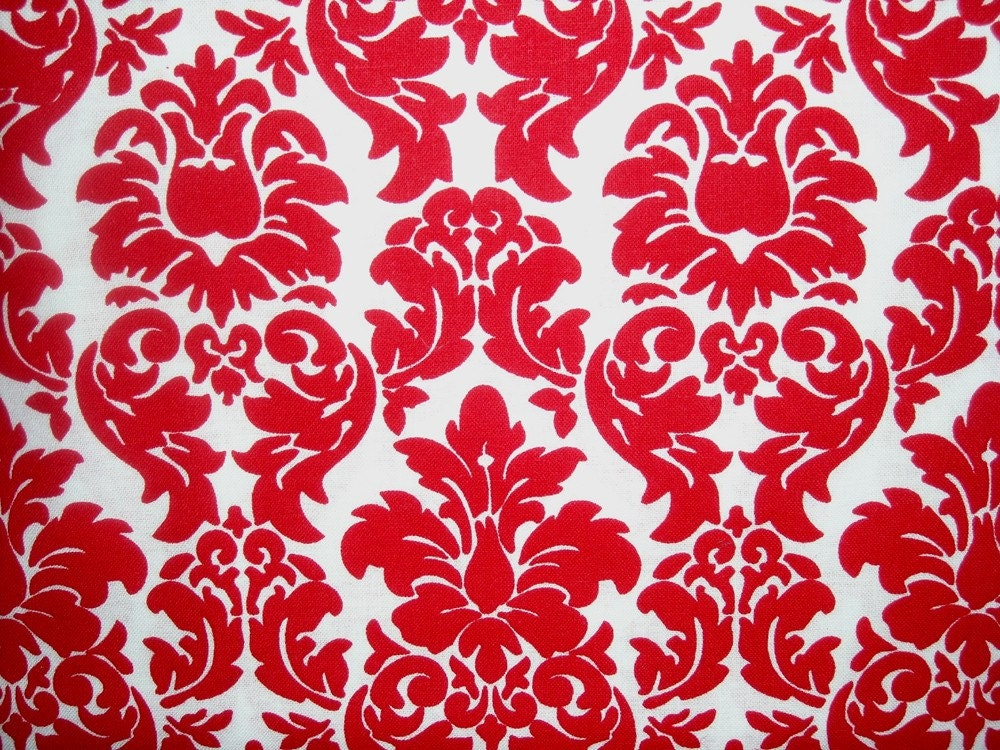 and red damask background - photo #25