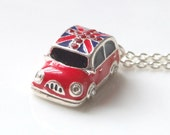 London Mini - Queen diamond jubilee necklace