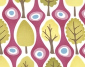 CUSTOM ORDER for JW Kate Spain Central Park Vinyl Coated Reservoir by Moda Fabric