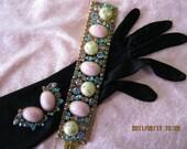 Schauer Fifth Ave Easter Parade Bracelet & Earrings