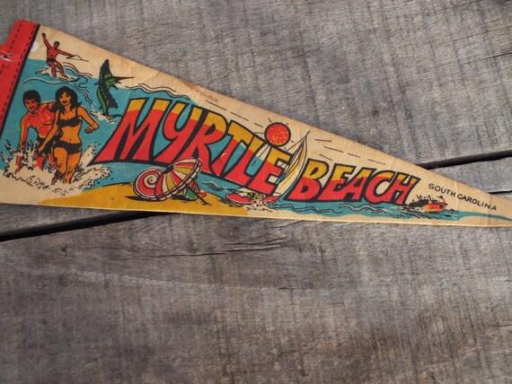 Myrtle Beach South Carolina Sc 1960s Summer Memories Of June