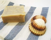 NETTLE, SAGE and LAUREL Soap -- All Natural Handmade Organic Soap -- Cold process bar soap with Extra Virgin Olive Oil