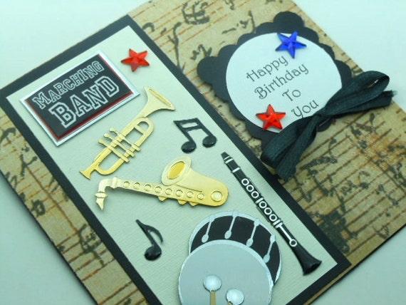 Music Birthday Cards gangcraftnet – Music Cards for Birthday