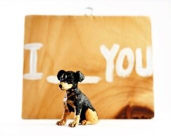 Love Dog 1 - Photograph