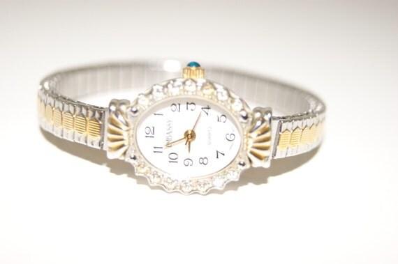 Embassy Diamond Quartz Watch