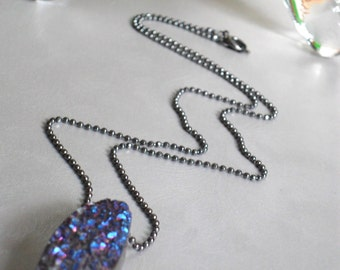 Druzy Necklace
