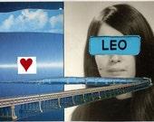 Leo (Postcard)