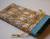 Alice in Wonderland Tarot bag (medium)