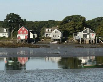 """SALE! Cape Porpoise, Maine 8 x 10"""" color print"""