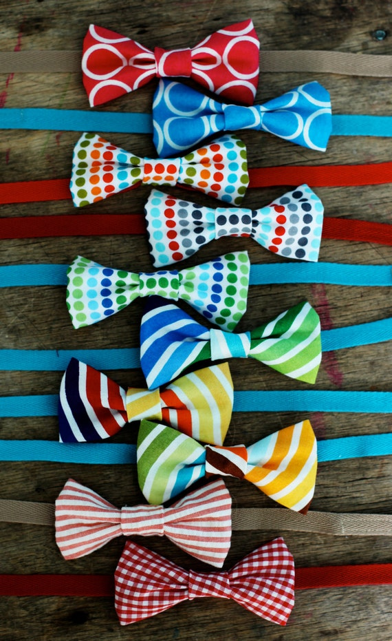 Child size bowtie adjustable and cute