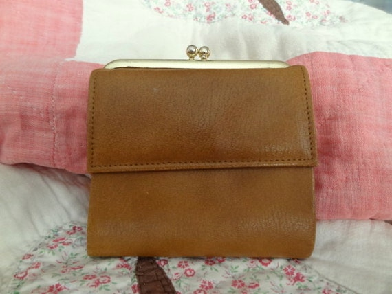 Price Reduced - Vintage Buxton Split Leather Women's Wallet