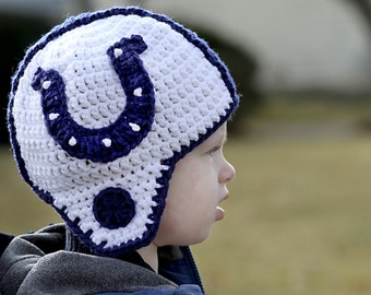 Indianapolis Colts Helmet Hat Toddler/Child