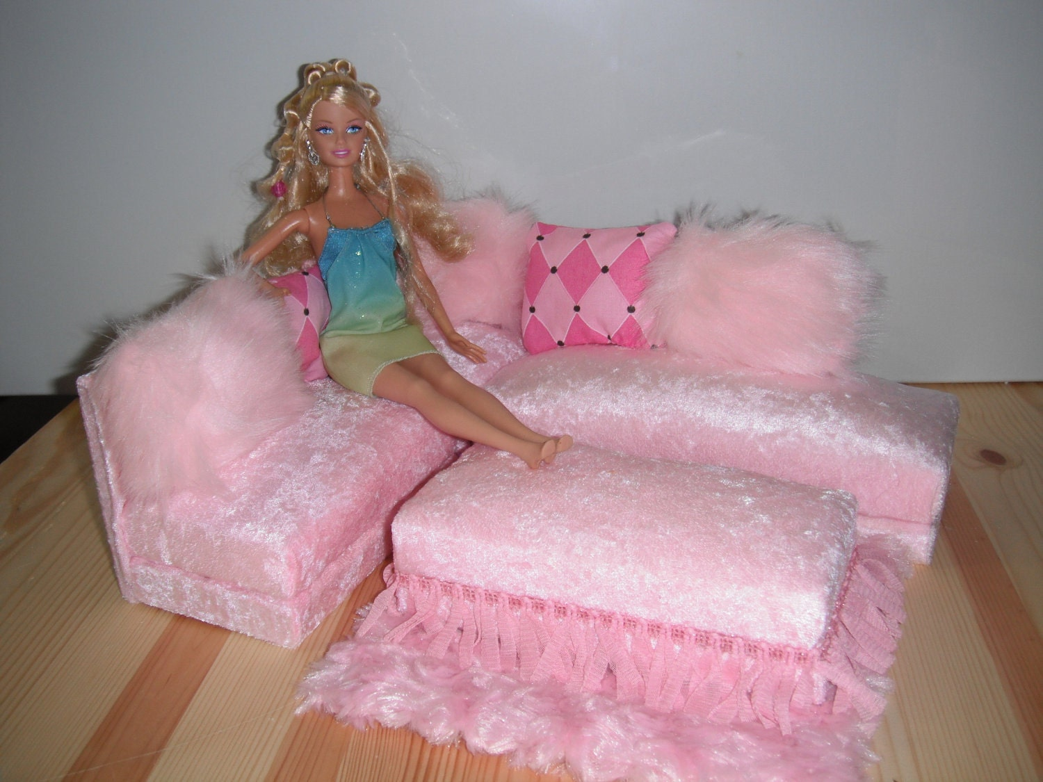 Barbie / Monster high furniture by DorrDesigns on Etsy