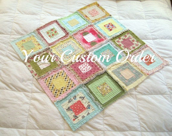 Custom Order Pet Quilt - Pet Blanket - Pet Lover - Home Decor - Gladdy Paddy Grande or Gladdy Tatty Grande