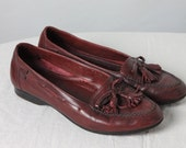 Cole Haan Loafers --- Brown with tassels -- 7.5