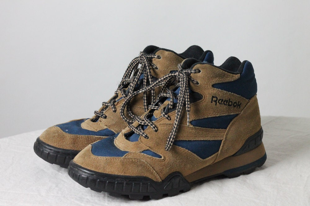 Reebok Brown Outdoor Shoes