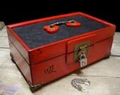 Vampire Jewelry Box