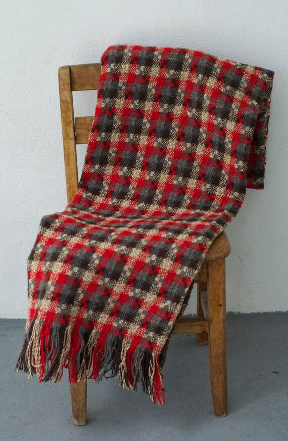 Vintage Pendleton 100% Virgin Wool Blanket