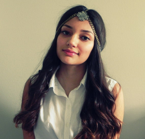 Rustic Head Piece - ONE OF A KIND