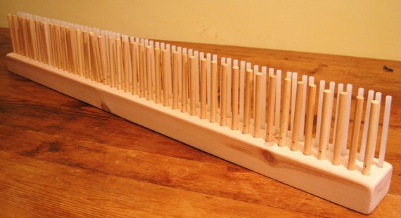 """Large Peg Loom and free gift (90cm/36"""" double loom)"""