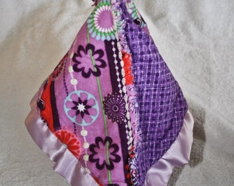 Modern Purple Floral Designs Lovey....Ready to Ship.
